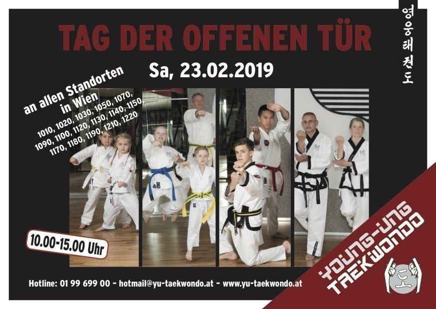YOUNG-UNG Tag der offenen Türe
