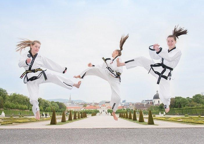YOUNG-UNG Taekwondo Weltfrauentag