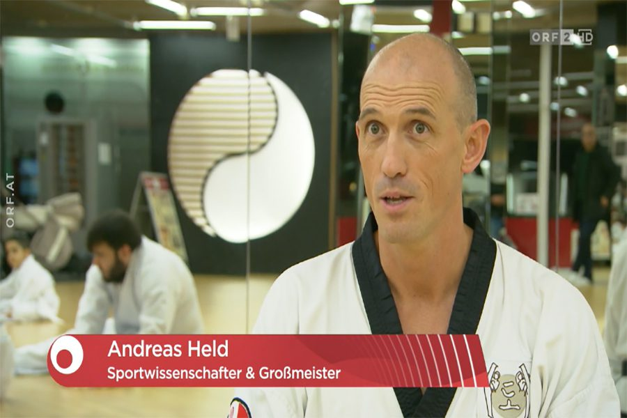 Dr. Andreas Held im ORF-Interview